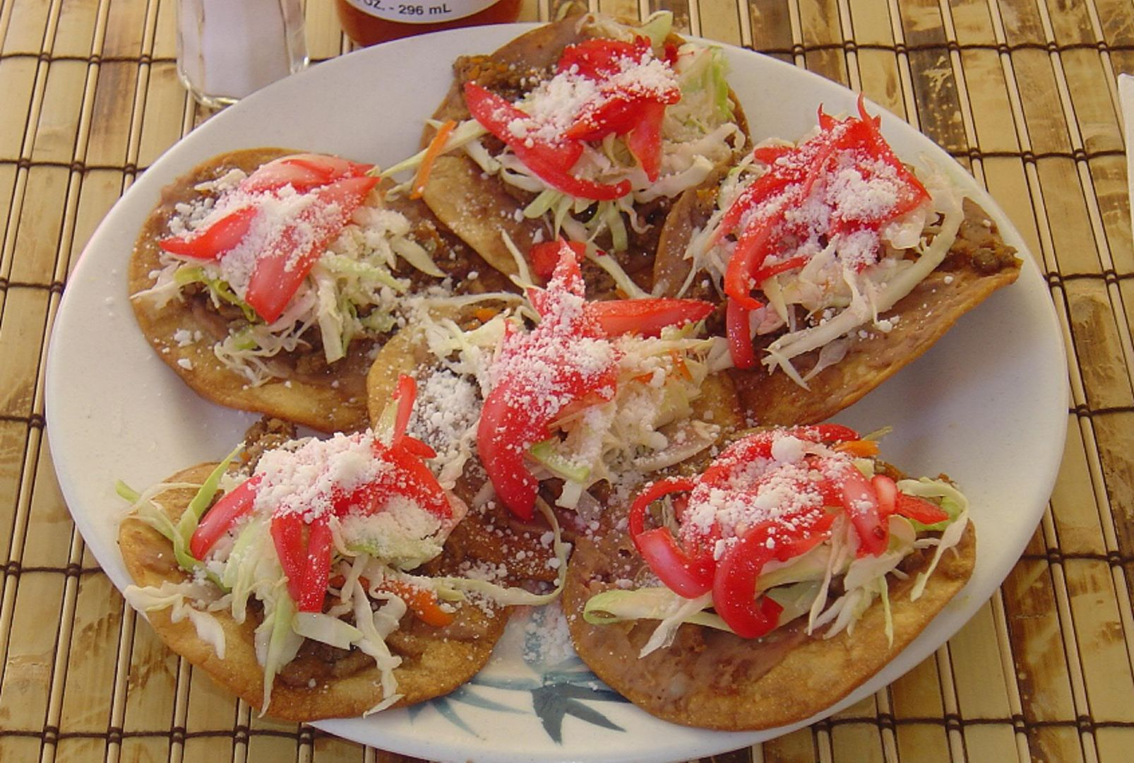 Honduran Tortillas